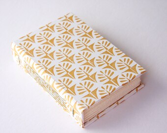 Small Longstitch Trees Notebook