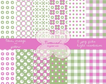 Digital Paper Scrapbooking