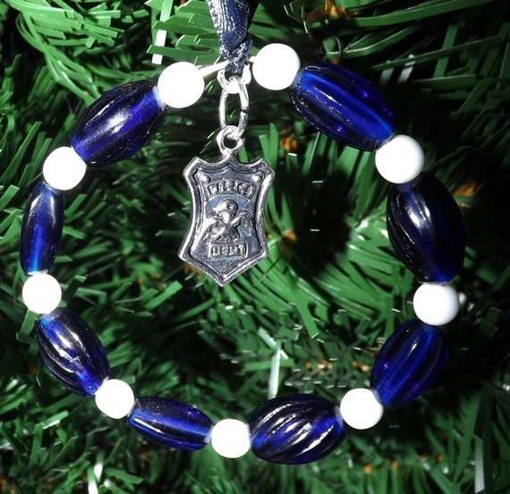 Police Department Ornament