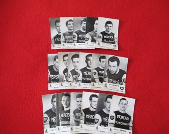 cyclists cards