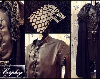 Robb Stark - King in the North - Cosplay Costume - Game of Thrones