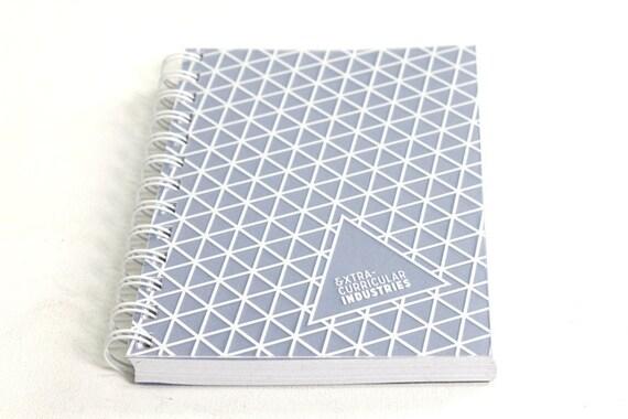 TriRuled Notebook Triangle Grid Paper – Triangular Graph Paper