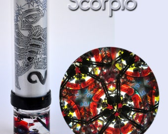 Scorpio Astroscope Astrology Kaleidoscope