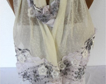 Elegant scarf - Fashion scarf - scarves - Shawl