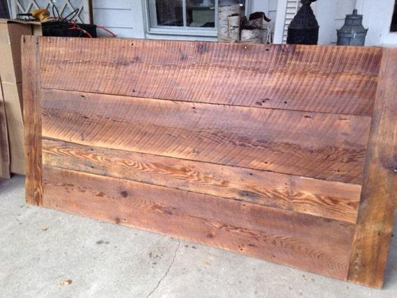 Reclaimed Wood Table Top Custom Table Tops