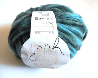 Destash Yarn - Travertino - Turquoise/Green
