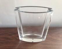 Vintage Modern Waterford Crystal Vase