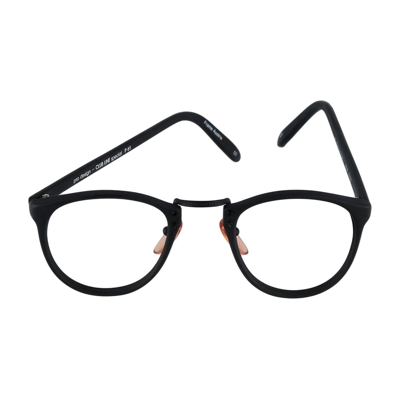 Eyeglass Frames Made In Austria : Pro design Eyeglasses P61 420M 47-22 Made in Austria