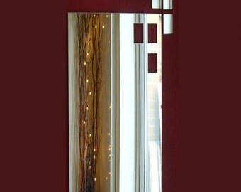 Rectangles out of Rectangle Shaped Mirrors - Several Sizes Available