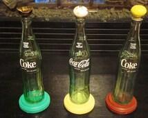 Upcycled Vintage Coke Bottle