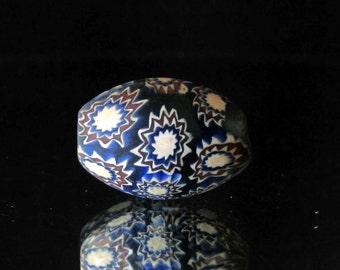 handmade colorful indonesian glass bead (10)