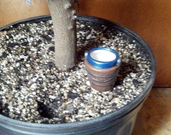 Ceramic Self Watering Plant Tender Water Pail
