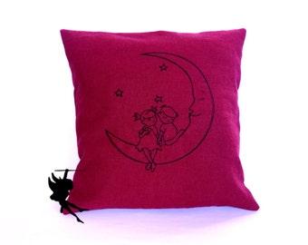 Sweet Dreams Linen Cushion