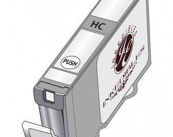 Inkedibles™ Edible Ink Cartridge for Canon CLI-221 Grey