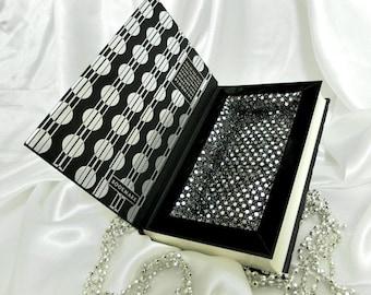 Book Clutch Purse - Tender is the Night by F Scott Fitzgerald