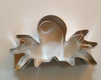 """4.5"""" Octopus Cookie Cutter"""