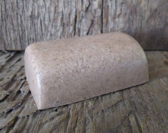 Mechanic's Friend Sand Soap for Greasy Grimy Hands Glycerin Soap Bar 3.5 oz.