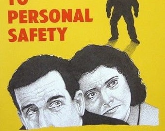 The Seven Steps to Personal Safety Book