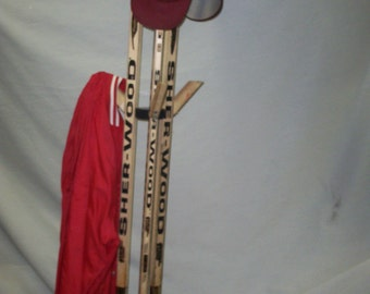 Hockey TWIG Floor Standing Coat/hat rack