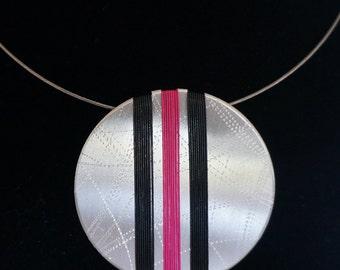 Aluminum Necklace B&P