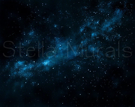 Glow In The Dark Star Ceiling Mural The Southern Cross