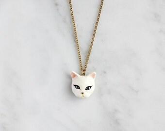 Plub Cat Necklace