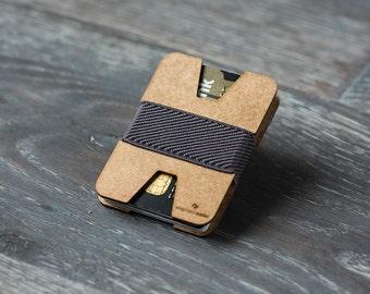 Wood wallet, wooden wallet, credit card holder, men and women wallet, slim wallet, minimalist wallet, modern design wallet, X wallet