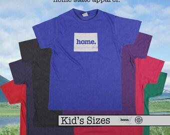 Colorado home t-shirt KIDS sizes The Original home tshirt