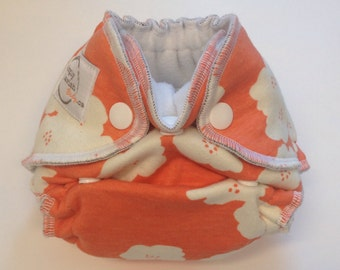 Newborn Cloth Diaper - Newborn Organic Fitted - Newborn Hybrid Fitted - Newborn Hybrid Diaper - Newborn Fitted - Newborn Fitted Diaper