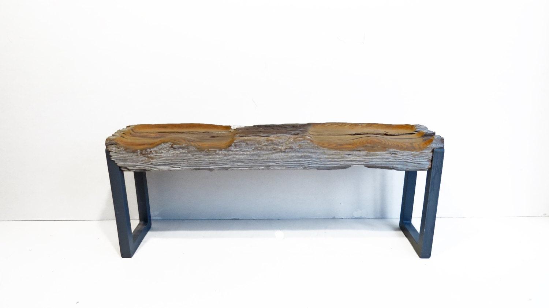 Indoor Drift Wood Bench
