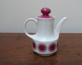 Mid Century Mitterteich Coffee pot.