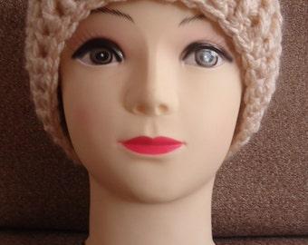 Handmade, Crochet Slouchy hat, Beanie hat, Crochet, Women's hat, Crochet Hat