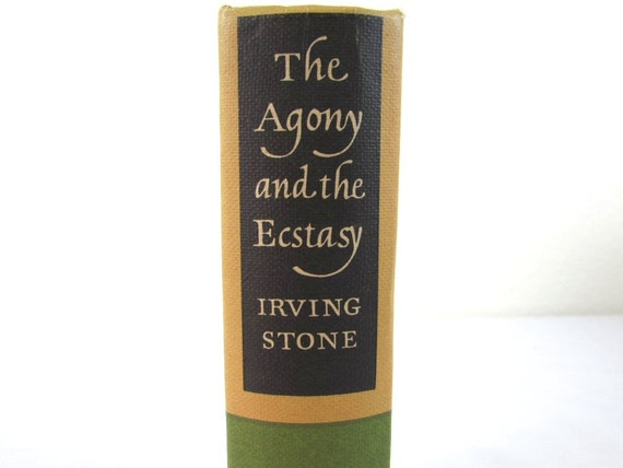 understanding michelangelos views on the agony and the ecstasy E ye on the market special edition the agony and the ecstasy: the risks and rewards of a concentrated stock position while there are many stories in the corporate.