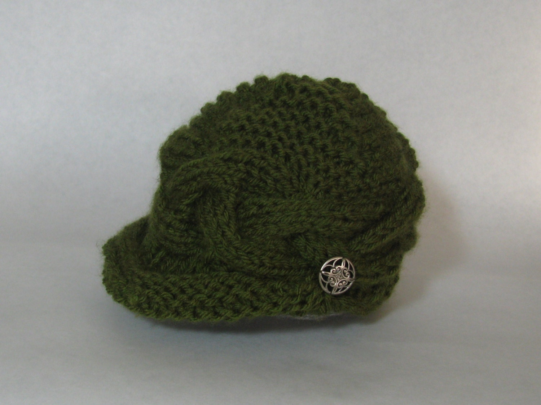 Hand Knitted Baby Hats Newborn 6 Month