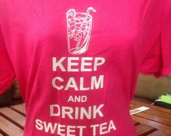 Southern Twist on Keep Calm Logo