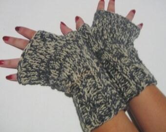 BLACK FRIDAY SALE! fingerless gloves, women gloves women  fingerless gift multicolored gloves winter fingerless, Knitted Half Gloves