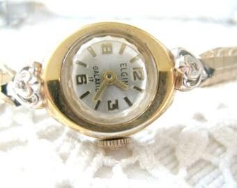 CLEARANCE  Vintage Ladies Elgin Watch