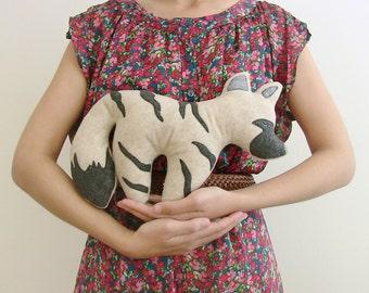 Plush Aardwolf Doll ~ Stuffed Animal ~ Soft Pillow Creatures
