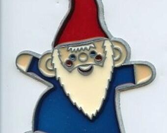 Scandinavian Gnome Nisse Tomte Elf Santa Sun Catcher