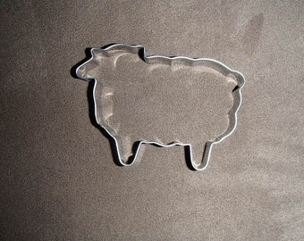 Scandinavian Swedish Easter Sheep Lamb Cookie Cutter #939457