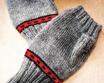 Men's fingerless gloves, photography gloves, computer gloves, sports gloves, work gloves