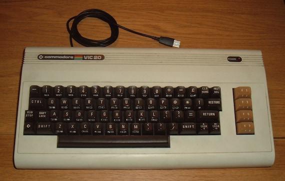 Commodore VIC 20 USB Keyboard