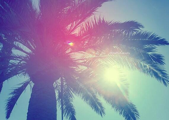 lumi re d 39 arc en ciel venise plage palmier plage. Black Bedroom Furniture Sets. Home Design Ideas