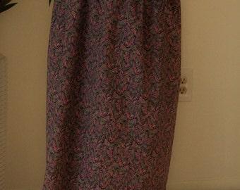 Vintage Handmade Skirt