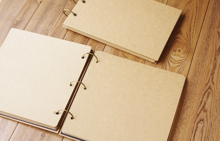 3 Ring Binder Scrapbook Albums