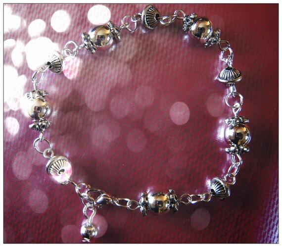 Handmade Silver Bracelet by IreneDesign2011