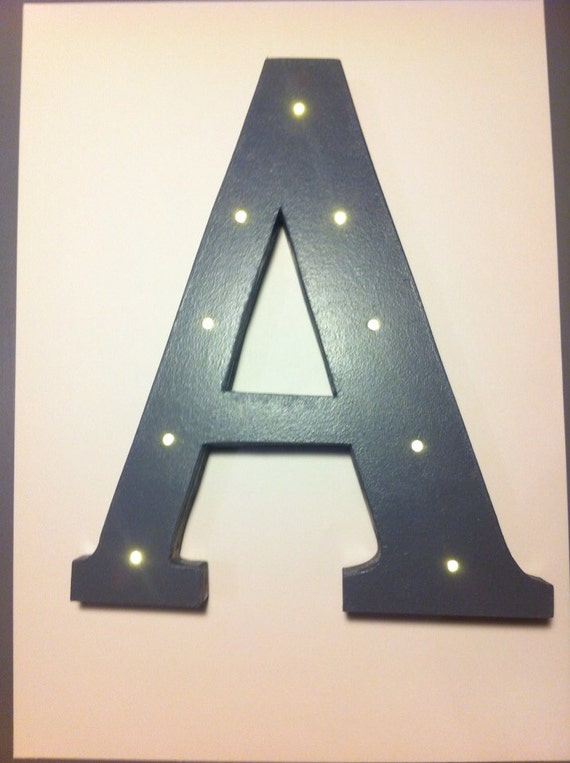 Bright letters LED - light letters LED