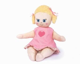 PDF Pattern - Doll Emily