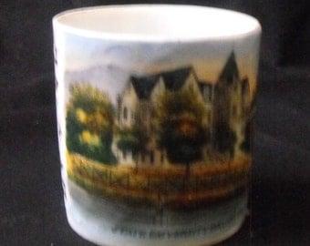 Victorian Souvenir Cup - Boulder, CO