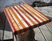 Handmade Wood Cutting Board***FREE SHIPPING***